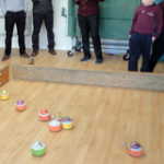 Dancing with Robots Workshop at TEI2014